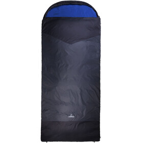 Nomad Tennant Creek XL Saco de Dormir, negro/azul